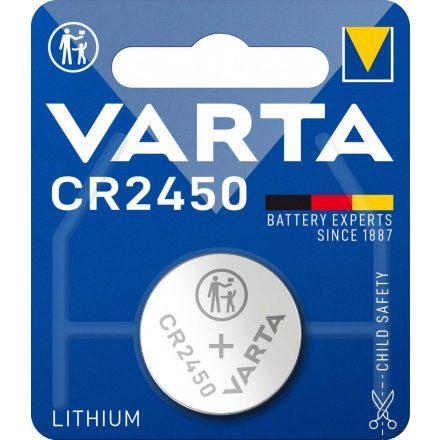 Varta CR2450 Gombelem