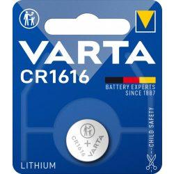 Varta CR1616 Gombelem
