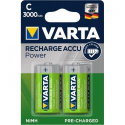 Varta Power C Baby 3000mAh akkumulátor - 2 db