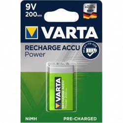Varta Power 9V 200mAh NiMH akkumulátor