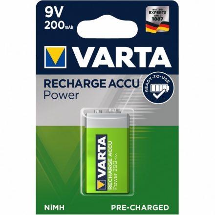 Varta Power 9V 200mAh NiMH akkumulátor x 1