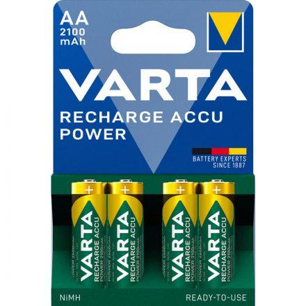 Varta Power AA 2100 mAh NiMH akkumulátor x 4 db