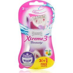 Wilkinson Xtreme 3 Beauty eldobható borotva 3+1