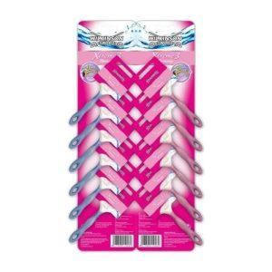 Wilkinson Xtreme3 Beauty eldobható borotva - 12 db