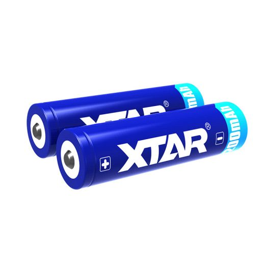 Xtar 18650 3,7V 2200 mAh védett Li-Ion akkumulátor