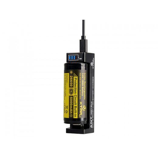 Xtar ANT MC1 Plus - Li-Ion akkumulátor töltő