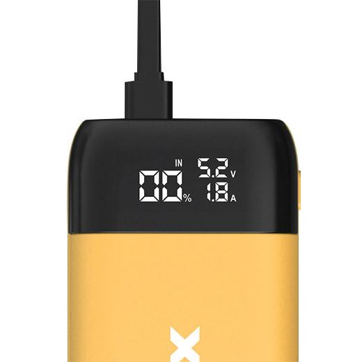 Xtar PB2S - Li-Ion Akkumulátor Töltő és Powerbank - Sárga