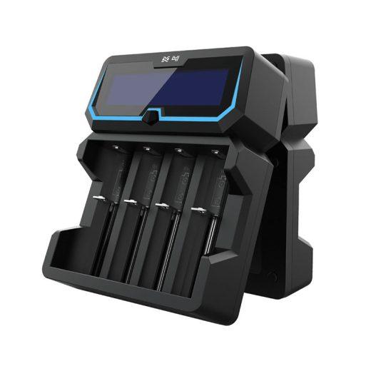 Xtar X4 - Li-Ion / NiMH Akkumulátor Töltő + Powerbank funkció
